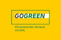 Logo DHL GoGreen